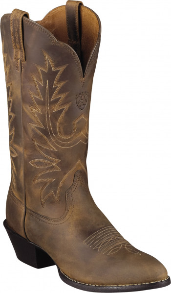ARIAT WOMENS WESTERN R TOE BOOTS