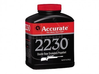 ACCURATE POWDER2230 1LB