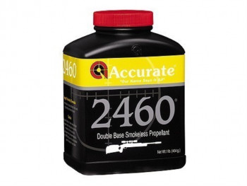 ACCURATE POWDER2460 1LB