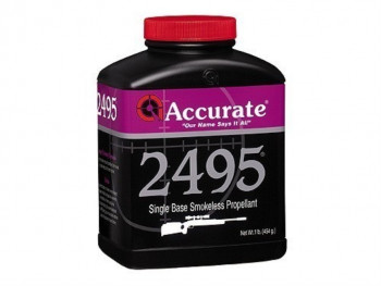 ACCURATE POWDER 2495 1LB