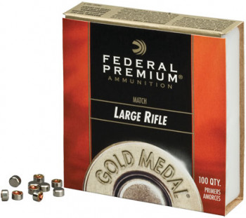FEDERAL GM 210 MATCH PRIMERS LARGE RIFLE