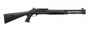 "BENELLI M4 H2O TACTICAL, 12 GA., 18.5"" BARREL, CEREKOTE/ SYNTHETIC"