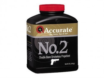 ACCURATE POWDER NO. 2 1LB