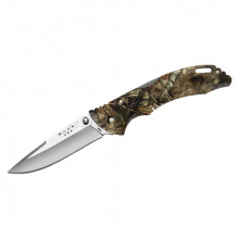 BUCK KNIFE BANTAM, MOSSY OAK BREAKUP COUNTRY