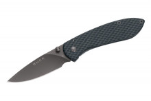 BUCK KNIFE NOBLEMAN CARBON FIBER