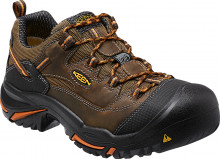 KEEN MEN'S BRADDOCK LOW SOFT TOE BOOT