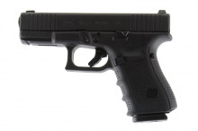 GLOCK MODEL 19  GEN. 4  9 MM NIGHT SIGHTS