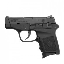 "SMITH & WESSON M&P BG380, 380 ACP, 23/4"" BBL BLUED, NO LASER"