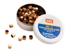 CCI PERCUSSION CAPS STANDARD, NO. 11