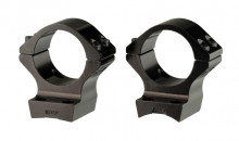 "BROWNING X-BOLT MOUNT SYSTEM 1"" HIGH MATTE BLUED"