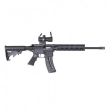 """SMITH & WESSON M&P 15-22 SPORT, 22 LR, 16.5"""" BBL. W/C.T. RED DOT"""