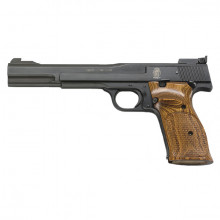 "SMITH & WESSON 41 PISTOL, .22 LR, 7"" BBL, 10 ROUNDS"