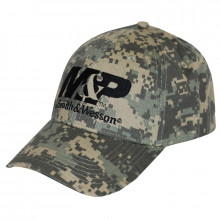 SMITH & WESSON M&P LOGO DIGITAL CAMO CAP