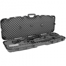 PLANO PROMAX PILLARLOCK DOUBLE GUN CASE BLACK