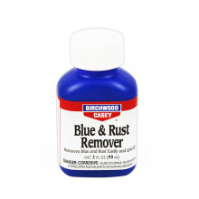 BIRCHWOOD CASEY BLUE & RUST REMOVER, 3 OZ.