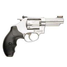 "SMITH & WESSON M63,.22 LR, 3"" BBL., STAINLESS"
