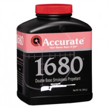 ACCURATE POWDER 1680 1LB