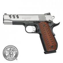"SMITH & WESSON 1911 P.C., 45 ACP, 41/4"" BBL., TWO TONE"