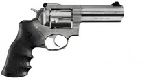 "RUGER GP100 .22 LR, 5.5"" BBL, STAINLESS, 10 ROUNDS"