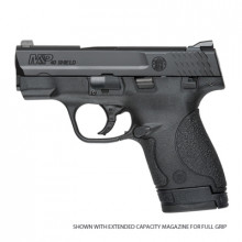 SMITH & WESSON M&P 40 SHIELD WITH THUMB SAFETY
