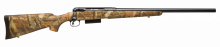 "SAVAGE M220 BOLT ACTION SLUG GUN, 20 GA. 22"" BBL., CAMO., 2 ROUNDS"