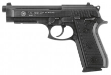 "TAURUS 92B-17,  9 MM, 5"" BBL., BLUED"