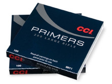 CCI PRIMERS #200 STANDARD LARGE RIFLE