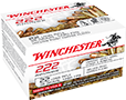 WINCHESTER AMMO., 22 LR., 36 GR., C.P.H.P,  222 ROUNDS