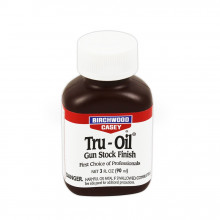 BIRCHWOOD CASEY TRUOIL STOCK FINISH, 3 OZ.