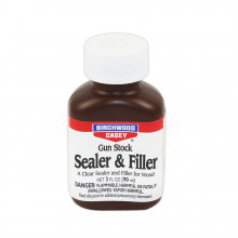 BIRCHWOOD CASEY GUN STOCK SEALER & FILLER, 3 OZ.