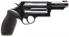 "TAURUS JUDGE, .45 COLT/ .410 GA., 3"" BBL., 3"" CHAM., BLUED"