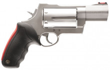 "TAURUS RAGING JUDGE, .45 COLT/.454 CAS./ .410 GA., 3"" BBL., 3"" CHAM., STAINLESS"