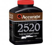 ACCURATE POWDER 2520 1LB