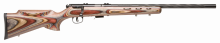 "SAVAGE MARK II BRJ,  .22 LR., 21"" SPIRAL FLUTED BBL., LAMMINATED"