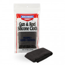 BIRCHWOOD CASEY SILICONE GUN & REEL CLOTH