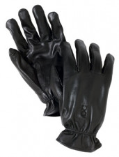 BOB ALLEN PREM I/N LEATH GLOVE 304 2X BLACK