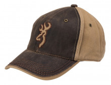 BROWNING FLINT HAT, BROWN, OSFM