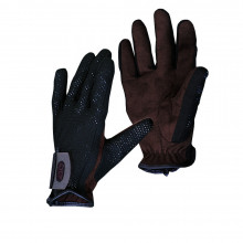 BOB ALLEN SHOTGUNNER GLOVE 315 LARGE BROWN