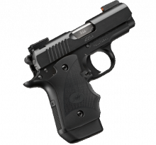 "KIMBER MICRO 9 NIGHTFALL, 9MM, 3.15"" BBL. 6 ROUNDS"