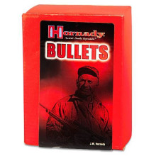 HORNADY PISTOL BULLETS, 9MM .356, 125 GR., HAP, 500 PACK
