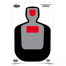 "BIRCHWOOD CASEY DIRTY BIRD 12"" x 18"" BC19 SILHOUETTE TARGET"