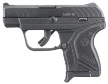 "RUGER LCP II SEMI AUTO PISTOL, .380 ACP, 2.75"" BBL., 6 ROUNDS, MATTE"
