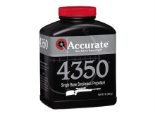 ACCURATE POWDER 4350 1LB