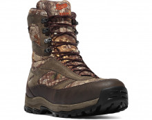 "DANNER WOMEN'S HIGH GROUND 8"" HUNTING BOOT, 1000G, REALTREE XTRA"
