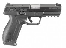 "RUGER AMERICAN PISTOL, 9MM, 4.2"" BBL., 17 ROUNDS"