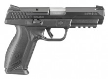 "RUGER AMERICAN PISTOL, .45 ACP, 4.5"" BBL., 10 ROUNDS"