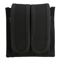 UNCLE MIKE'S CORDURA UNIVERSAL DOUBLE MAGAZINE HOLDER