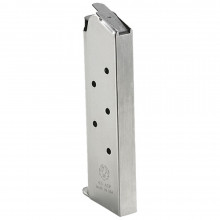 RUGER MAGAZINE FOR SR1911, .45 ACP, STAINLESS, 7 ROUNDS