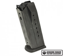 RUGER MAGAZINE FOR SECURITY9, 9MM, 15 ROUNDS
