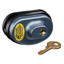 MASTER LOCK TRIGGER LOCK, KEYED DIFFERENT